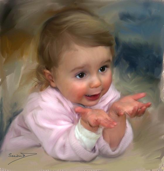 Молитва детета да буде телевизор